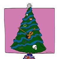 Sherlockian Christmas by Kodaprn