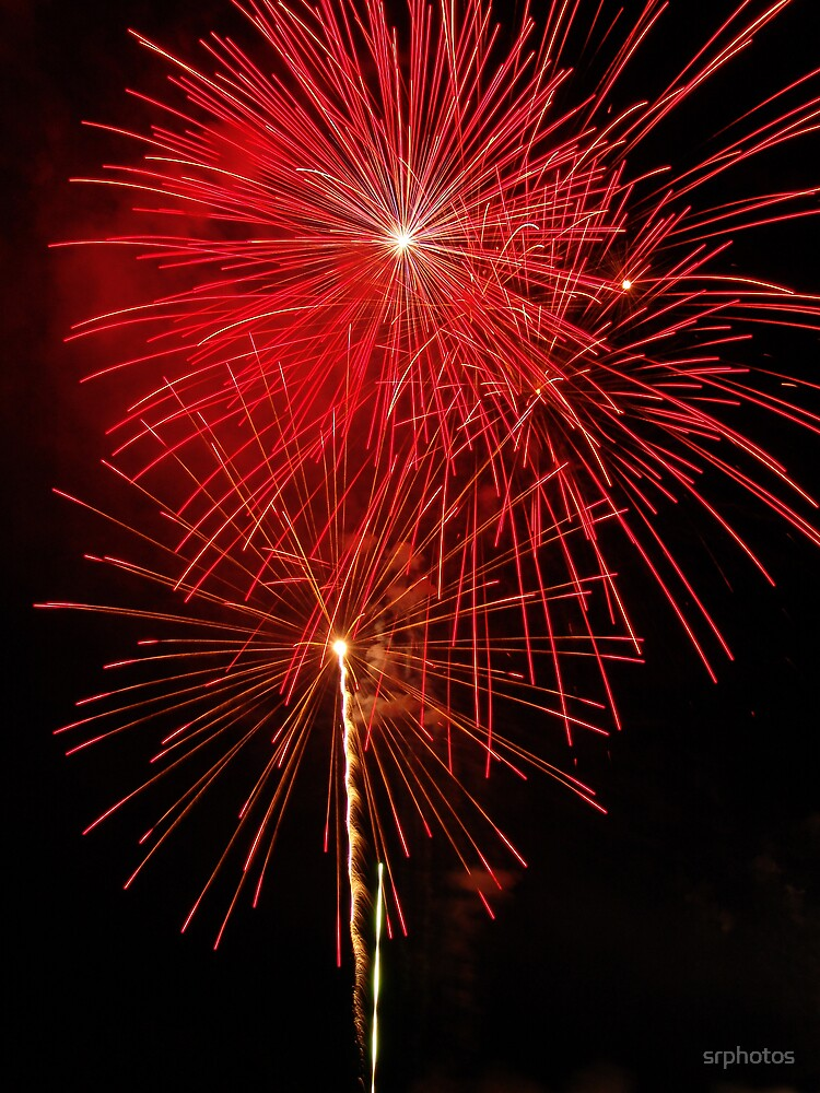 fireworks - 2 by srphotos