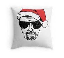 Heisenmas - Heisenberg Christmas Throw Pillow