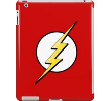 The Flash Logo iPad Case/Skin