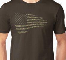 Camo Flag 1  Unisex T-Shirt