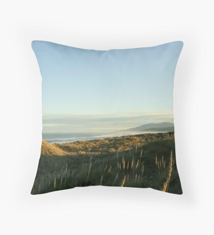 Morning View Throw Pillow