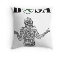 Joey Bosa Throw Pillow