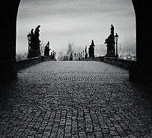 Prague - Charles Bridge 1 by jamiemahon
