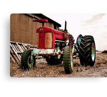 """The Massey Ferguson"" Canvas Print"