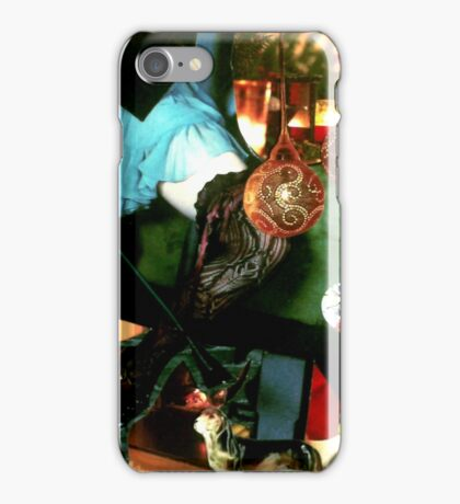 kikiBo xmas  'I hated cracking the whip, and these juries turn into political things'.  — Patricia Highsmith iPhone Case/Skin