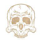 Skull - Desert Camo by hmx23