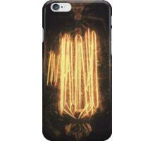 A Dreamy Lightbulb. iPhone Case/Skin