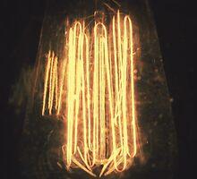 A Dreamy Lightbulb. by gmartin