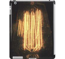 A Dreamy Lightbulb. iPad Case/Skin