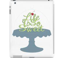 Deliciously Sweet iPad Case/Skin