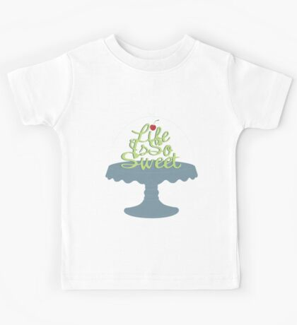 Deliciously Sweet Kids Tee
