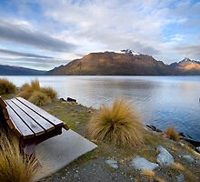 take a seat... by Ian Robertson
