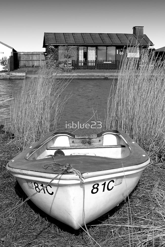 Rowing Boat by isblue23