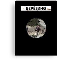DayZ: Berezino - Sign Canvas Print