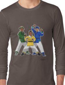 3 Ninjas Long Sleeve T-Shirt
