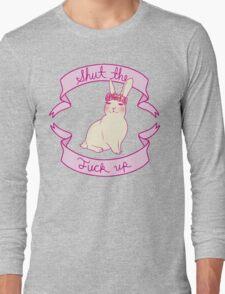 Lovely STFU Bunny Long Sleeve T-Shirt