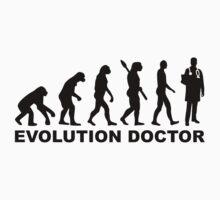 Evolution Doctor by Designzz
