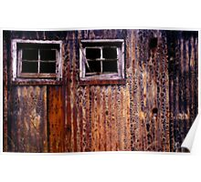 Rusty Barn #2 Poster