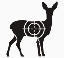 Doe crosshairs hunter by Designzz