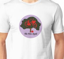 Apple A Day Logo Unisex T-Shirt