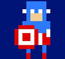 8-Bit Cap by kindigo