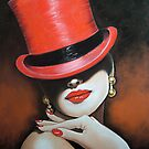 The Red Top Hat by Margaret Zita Coughlan