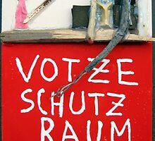 Votze Schutz Raum by Kommissar hjuler