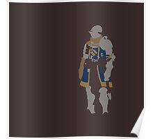 Dark Souls Knight Poster