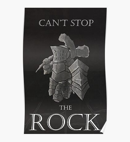 Havel The Rock Poster