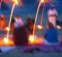 Beach Magic by deborahweed