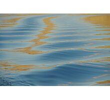Watermark Photographic Print