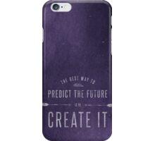 Create the Future iPhone Case/Skin