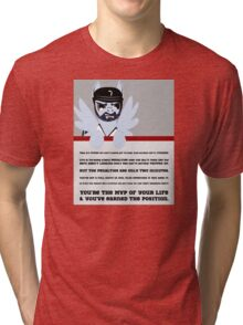 Pegabrook peptalk Tri-blend T-Shirt