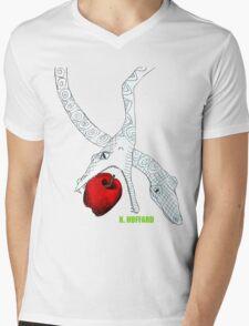 Sin Mens V-Neck T-Shirt