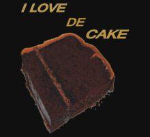 I LOVE DE CAKE by kevsphotos2008