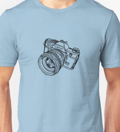 Classic SLR Camera Unisex T-Shirt