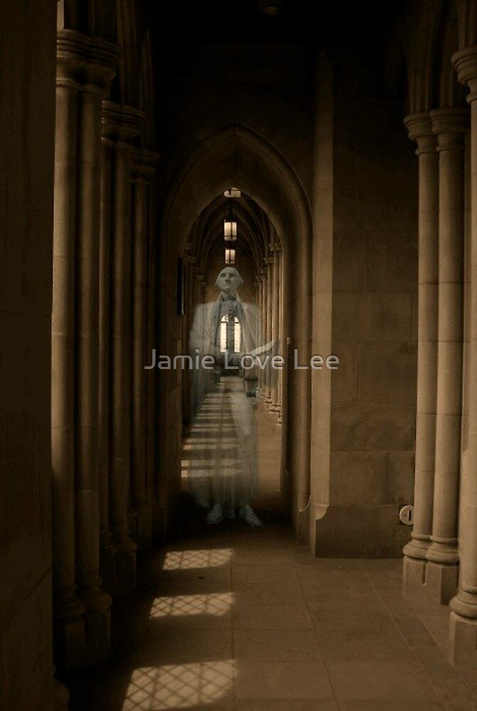 Ghostly by Jamie Lee