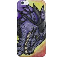 Scaled Guardian iPhone Case/Skin