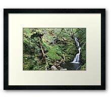 Irelands water scape Framed Print
