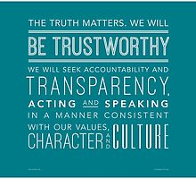 Be Trustworthy (Wide Margins) by briansooy