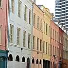 Old Orleans Meets New Orleans by Martha Sherman