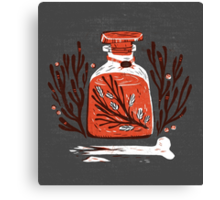 Jar Canvas Print