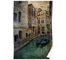 Venice Backwater Poster
