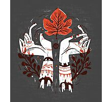 Severed Hands Photographic Print