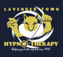 Lavender Town Hypno-Therapy Kids Clothes