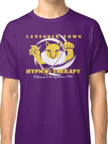 Lavender Town Hypno-Therapy Classic T-Shirt