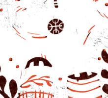 Severed Hands Sticker