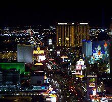 Las Vegas Strip by alina98