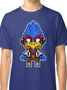 Falco Lombardi - Star Fox Team Mini Pixel Classic T-Shirt